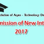 New Intake of Students 2017- 9th Batch