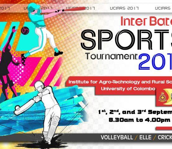 Inter Batch Sports Tournaments