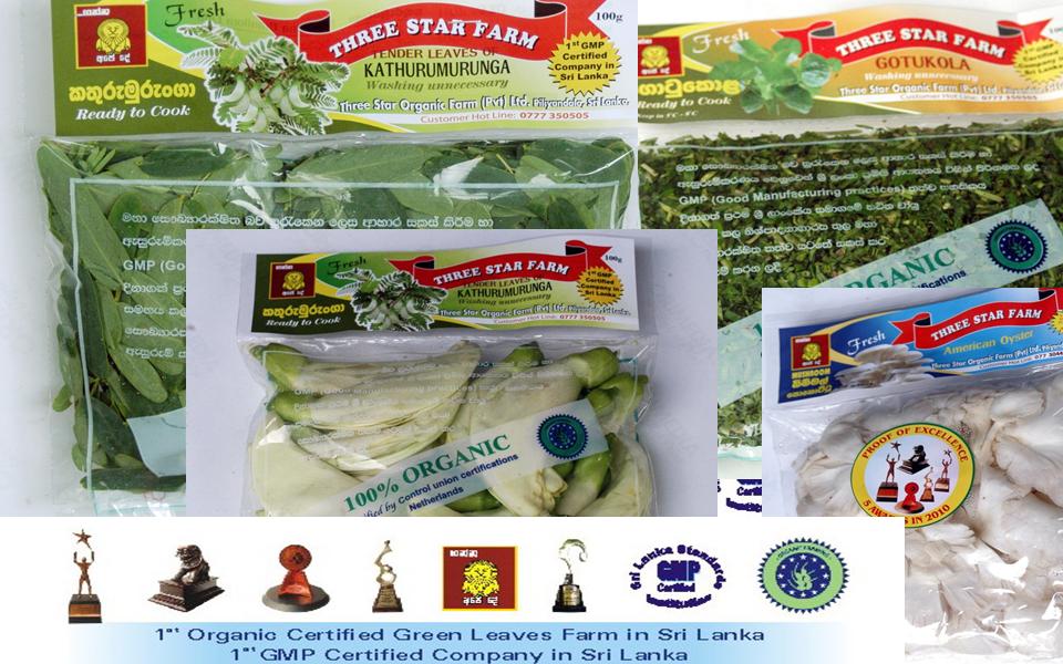 3-Star Organic Foods