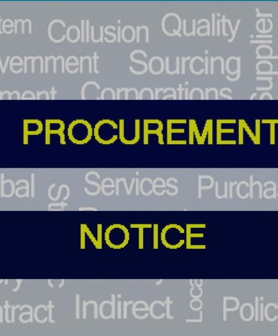 Notice To all the bidders and suppliers