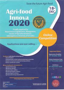 Agri-Food Innova 2020