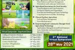 2nd National Symposium on Agro-Technology and Rural Sciences (NSATRS) 2021 Virtual Symposium